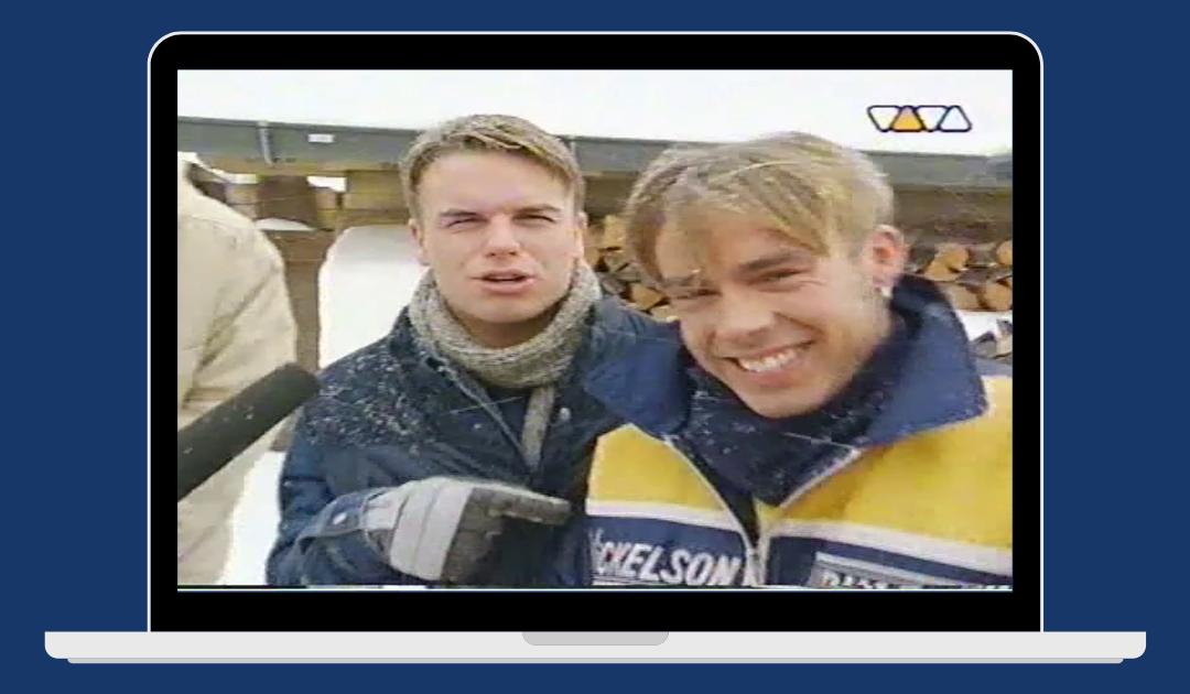 Caught In The Act   Bericht über CITA in Österreich   VIVA (21.03.1997)