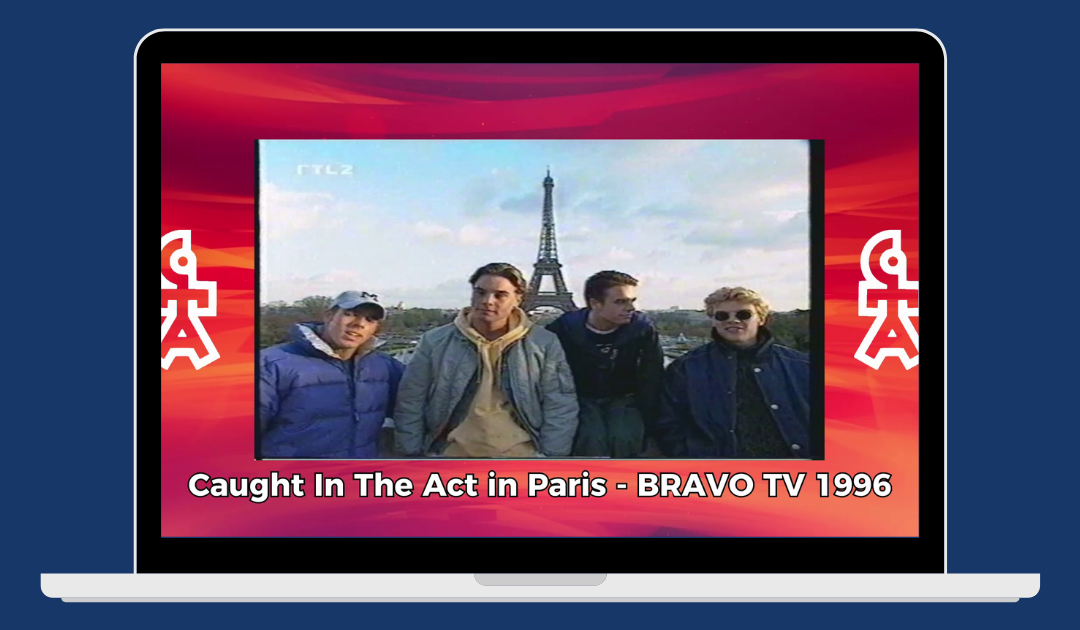 Caught In The Act | Bericht über CITA in Paris | BRAVO TV (1996)