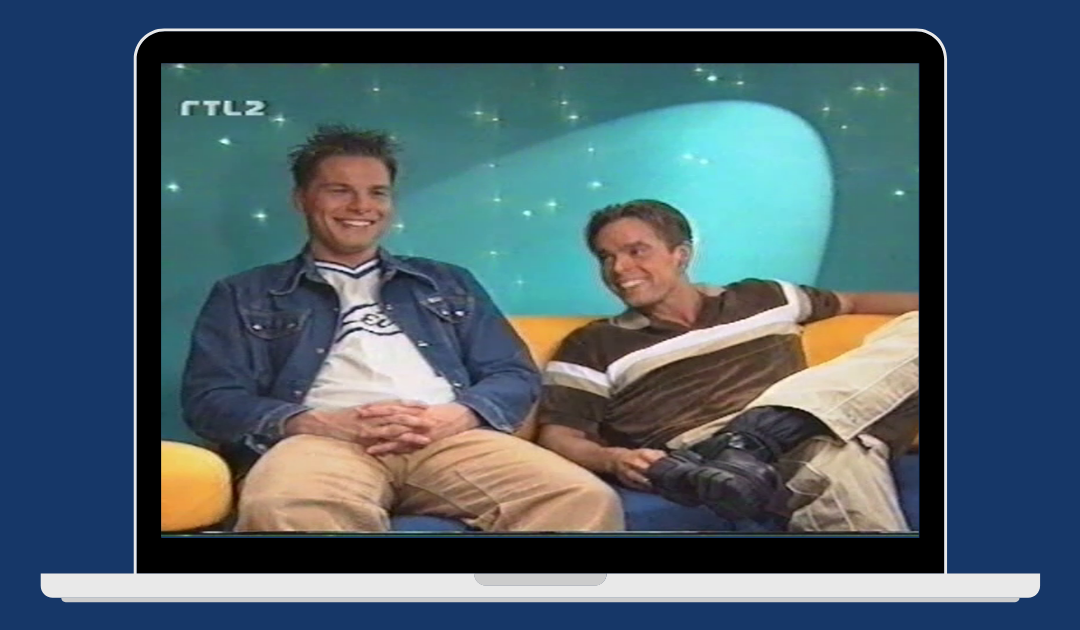 Caught In The Act | Sex-Talk mit Eloy und Benjamin | BRAVO TV (1997)