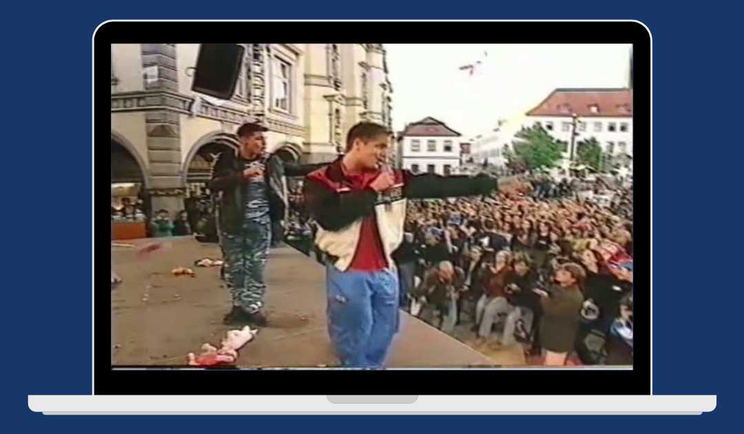 Caught In The Act   Do it for love   ARD Spenden Open-Air (1997)