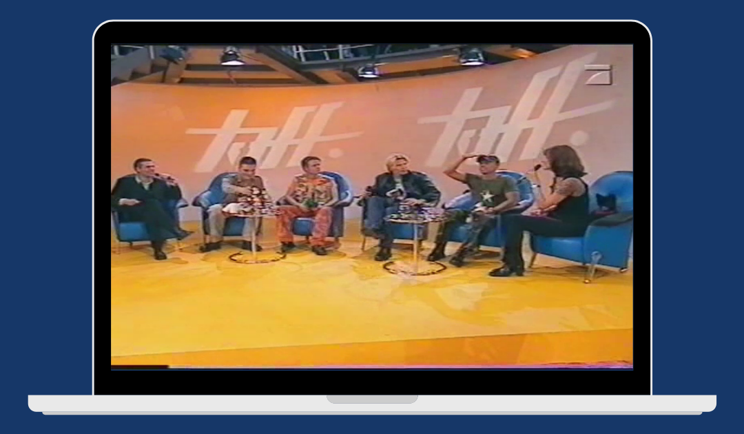 Caught In The Act   Interview & Babe   taff IFA Berlin (1997)