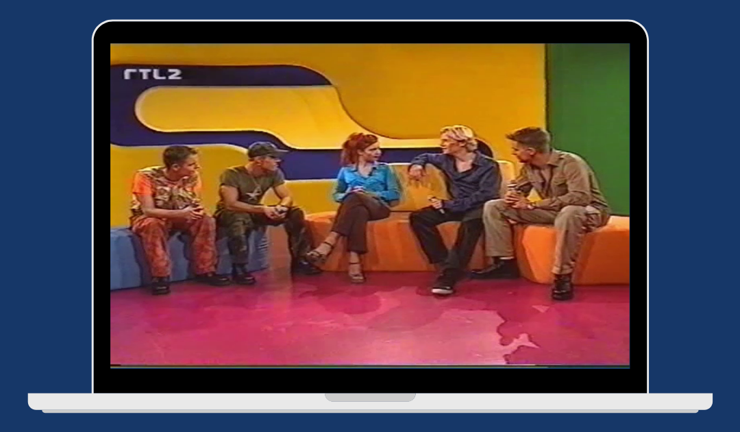 Caught In The Act   Interview + Babe   BRAVO TV (1997)