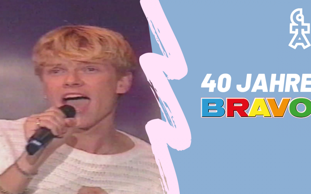 Caught In The Act | Love is everywhere + We are the World (Finale) | 40 Jahre BRAVO | 25.08.1996