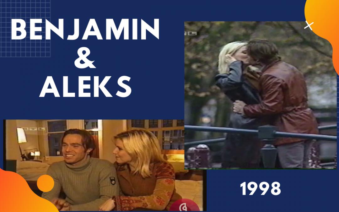 Benjamin Boyce | Bericht über Liebe zu Aleks Bechtel | RTL Exclusiv (1998)