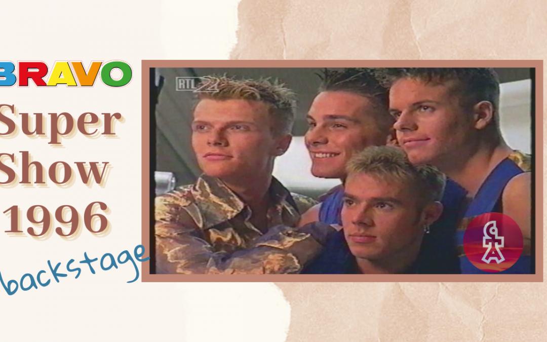 Caught In The Act | Backstage bei der BRAVO Super Show | BRAVO TV (1996)