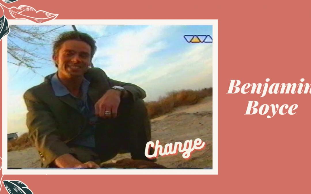 "Benjamin Boyce | Clipdreh zu ""Change"" | VIVA (1999)"