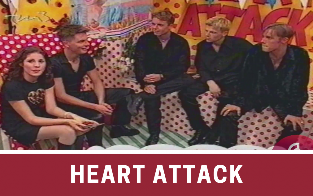 Caught In The Act | Heart Attack Boyband spezial (10.11.1995)