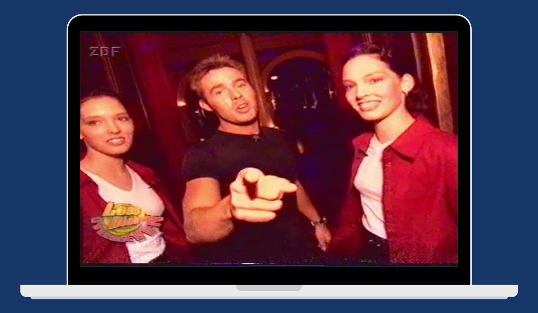 Benjamin Boyce | Überraschung Anne und Nina | Lass Dich überraschen (2000)