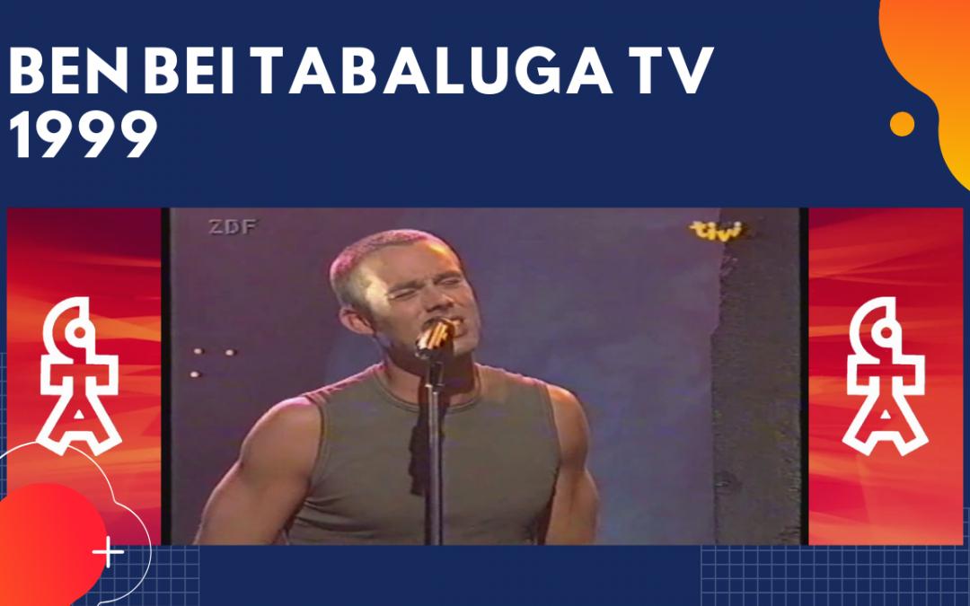 Benjamin Boyce | 10.000 Lightyears | Tabaluga TV (1999)