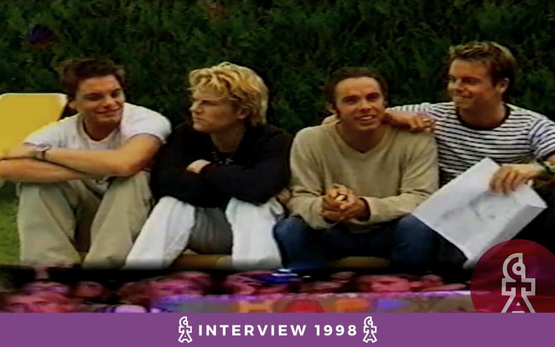 Caught In The Act | Interview | Sat1 Blitzlicht (1998)