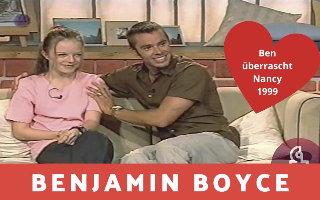 Benjamin Boyce | 10.000 Lightyears | Talkshow Sonja (1999)