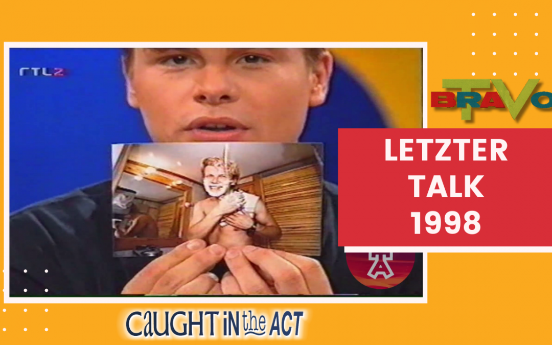 Caught In The Act | Talk + Hold on | BRAVO TV (1998)