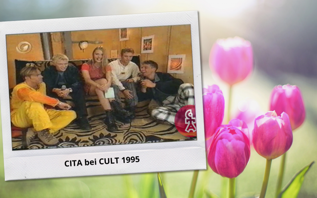 Caught In The Act | Interview | CULT (1995)