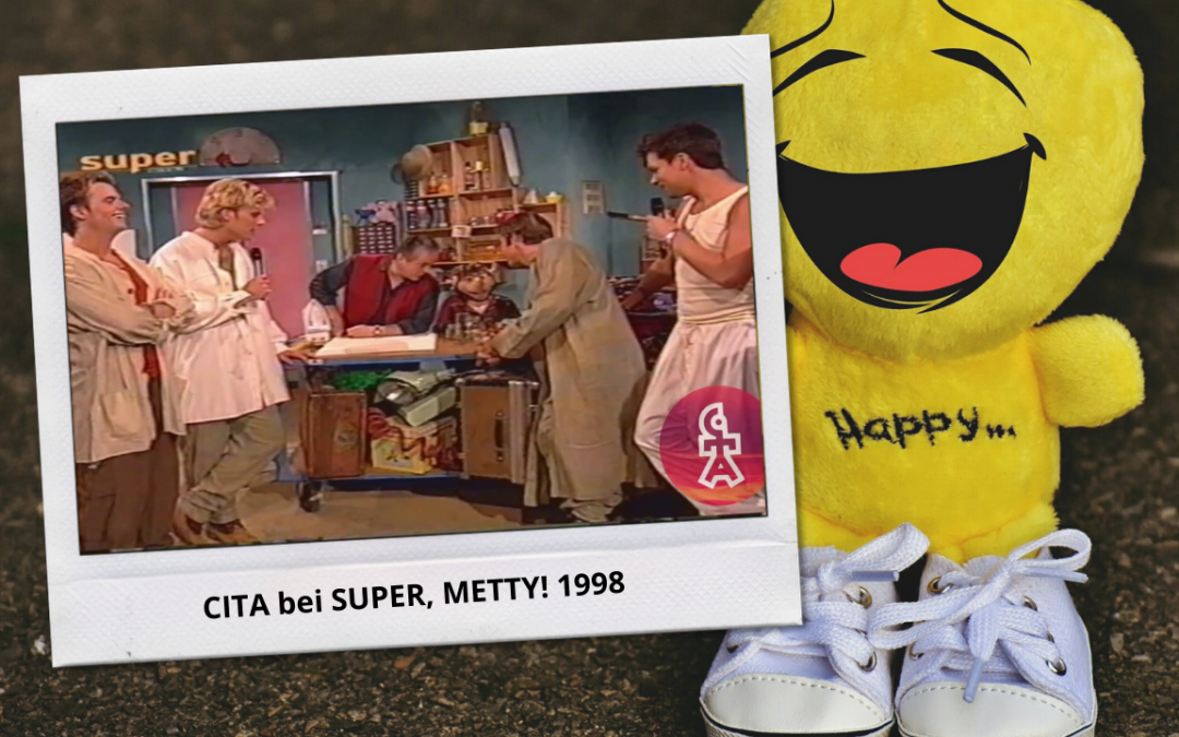 Caught In The Act | Hold on | Super, Metty! (1998)