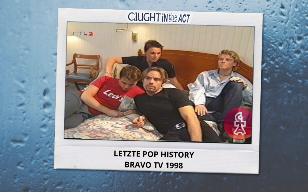 Caught In The Act | Letzte Pop History | BRAVO TV (1998)