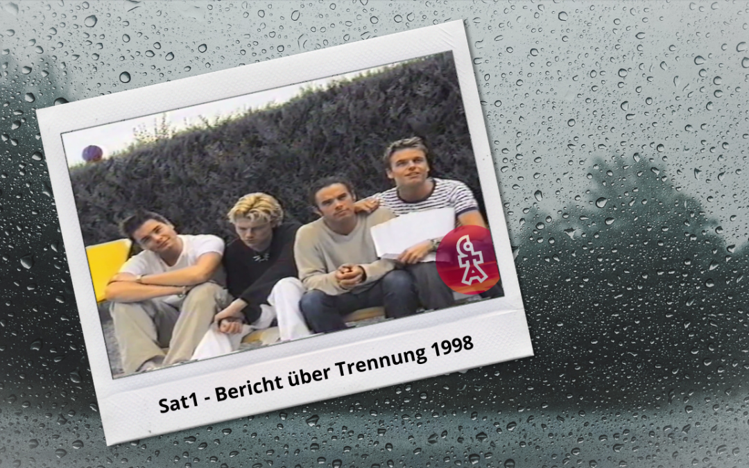 Caught In The Act | Bericht über Trennung | Blitzlicht (1998)