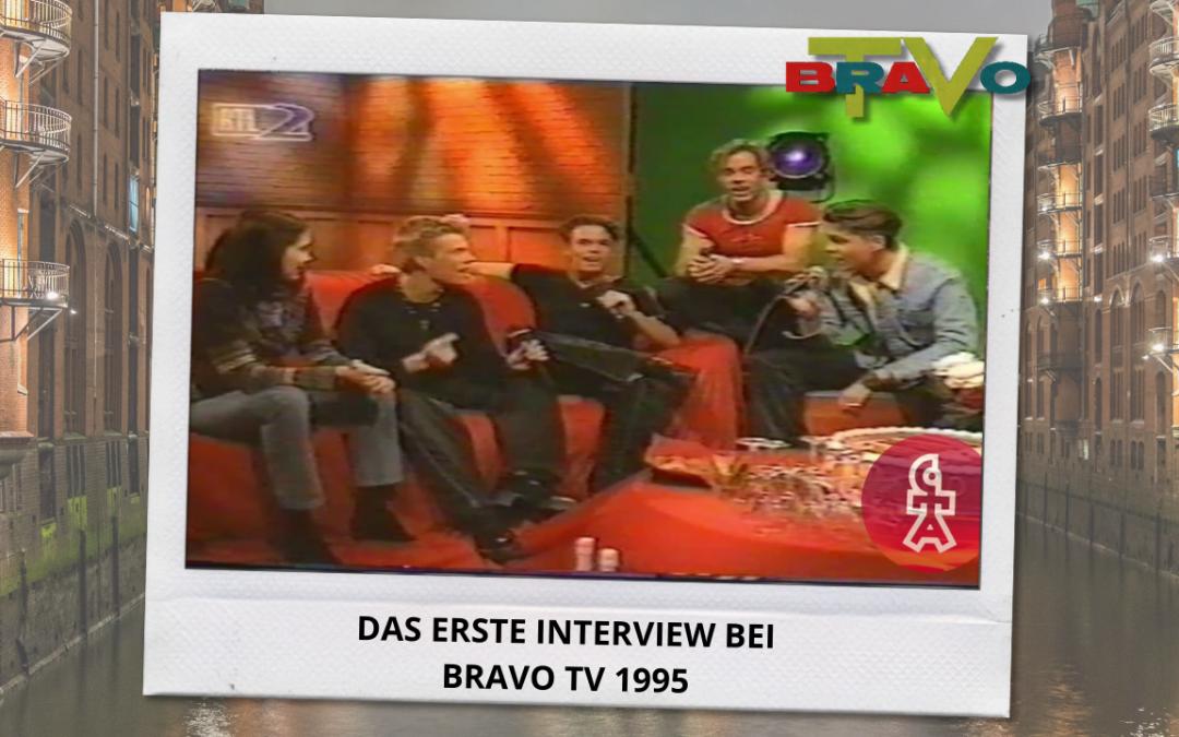 Caught In The Act | Erster BRAVO TV Talk | 100. Folge BRAVO TV mit Kristiane Backer (1995)
