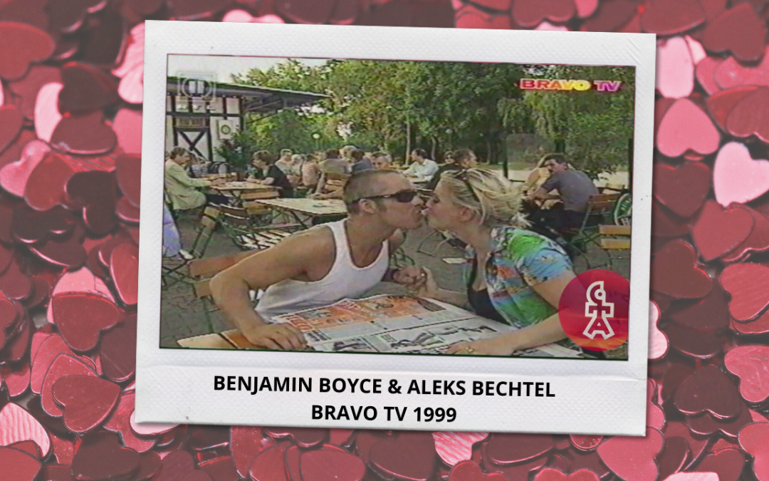 Benjamin Boyce & Aleksandra Bechtel | BRAVO TV (1999)