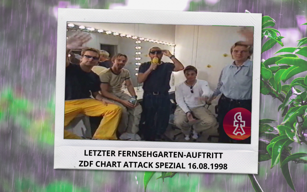Caught In The Act | ZDF Chart Attack Spezial (16.08.1998)
