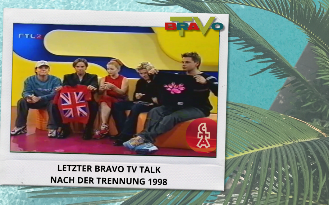Caught In The Act | Letzter Talk nach der Trennung | BRAVO TV (1998)
